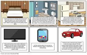 Light Energy To Mechanical Energy Energy Transfermations Storyboard Par Twams
