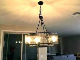 progress lighting alexa chandelier 4 light brushed nickel