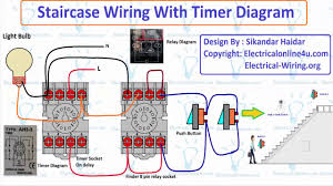 staircase timer wiring diagram all wiring diagram staircase wiring timer diagram explain hindi urdu live well timer wiring diagram staircase timer wiring diagram