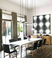 Dining Room Light Fixtures Modern Dining Area Lighting Chandelier