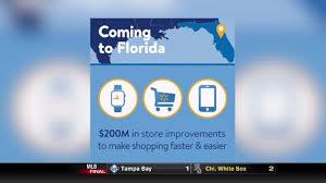 Walmart Announces Plans To Remodel 4 Ncfl Stores