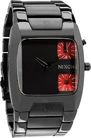 Nixon Watch Display Stand Adorable Nixon Banks Watch In Gunmetal 32 Nixon Watch Watches