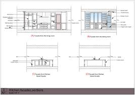 plan and section house plan building drawing plan elevation floor plan elevation section