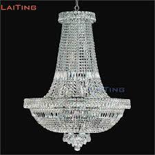 Us 4780 Günstige Chrome Kristall Anhänger Lampe Elegante Chinesische K9 Kristall Suspension Lampe Freies Verschiffen In Kronleuchter Aus Licht