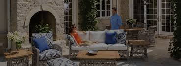 Patio furniture casual living fireside grillin