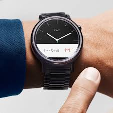 moto android watch. android wear: make the most of your time moto watch
