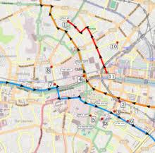 ulysses dublin map