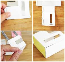 Foldable House Template Design For Kids Paper Houses Babble Dabble Do