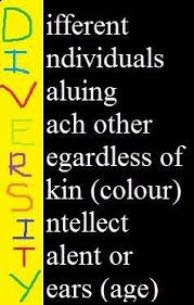 best equality and diversity ideas why are unity in diversity always assume that all people are of value unless