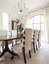 beautiful white dining room chair covers with best 25 ideas on