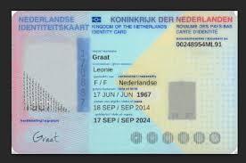net Rocketr - Identity Card Netherland