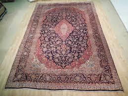 details about kashan rug rugs for handmade 10 x 15 persian kashan carpet