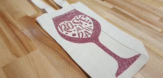 how to iron on rose gold glitter heat transfer vinyl