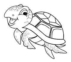 Turtles Coloring Pages Printable Ninja Turtle Snapping Sheet Color