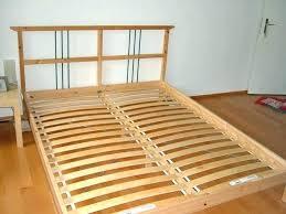 Wood Slats For Bed Wooden Slat Bed Base Double Wood Slat Bed Frame ...