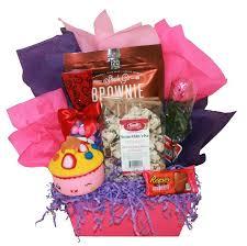 valentine gift baskets diy valentines for her him homemade basket ideas