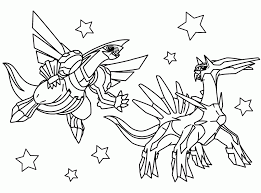 Small Picture Pokemon Coloring Pages Legendary Atrinrayaneh Coloring Pages For