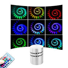 indoor led wall lamp wireless