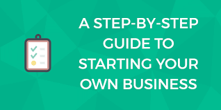 step by Business Own Guide 2018 Starting step Digital Your com qRXEwI