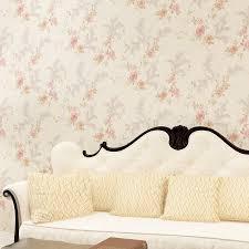 Klassieke Woonkamer Vintage Bloemen Behang Roze Bloem Meisje Kamer