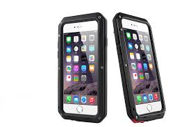 iphone y plus. aliexpress.com : buy new version waterproof shockproof dirtproof tempered glass aluminum metal armor case cover for iphone 6 4.7\ y plus
