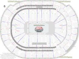 1st Niagara Center Seating Chart Bb T Center Marvel Universe Live Show Printable Virtual