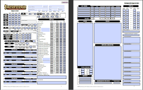 pathfinder kingdom sheet pathfinder character sheet you are welcome stuff pinterest