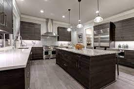 Black Kitchen Vs White Kitchen What Are The Pros And Cons I Know The Water In Our Area Would Leave White Marks On Black Stone So That Is Out I Am Afraid