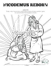 Creation Coloring Pages For Sunday School Porongurup