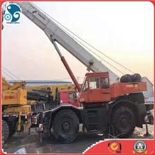 Tadano 40 Ton Crane Load Chart 40ton Used Japanese Tadano Rough Terrain Crane For Sale