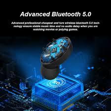 <b>B281 Bluetooth Earphone</b> Touch <b>Earphones Wireless Headphones</b> ...
