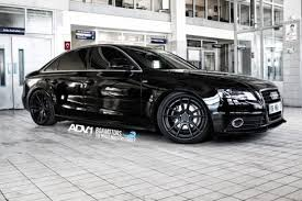 matte black audi s4. audi a4 u2013 adv52 mv2 concave wheels matte black s4