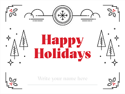 Holiday Name Holiday Party Name Tag By Jesse Penico On Dribbble