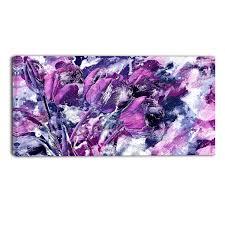 purple bliss fl canvas wall art print jplt fancy purple canvas wall art