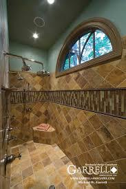 Shower Design Garrell Associates Inc Amicalola Cottage House Plan 05168