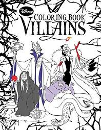 Created to make all children happy and smiling. Disney Villains Coloring Book Over 50 Funny Coloring Pages 4 64 At Amazon Latestdeals Co Uk