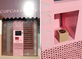 Cupcake Vending Machine Dallas Fascinating Sprinkles Cupcake ATM Is Now Open In Preston Center D Magazine