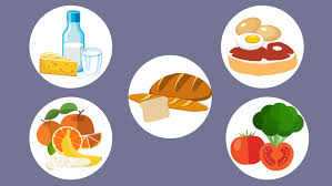 Healthy Vs Unhealthy Food Chart Healthy Eating For Children Healthdirect