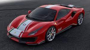 Ferrari 488 Successor To Be Launched At 2019 Geneva Motor Show The Supercar Blog