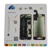 Us 5 6 Mobile Phone Professional Magnetic Screw Mat Magnet Pad Magnetism Adsorption Repair Tools For Iphone 4 4s 5 5s 5c 6 6plus 7 7p 8 In Phone