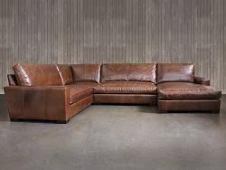 deep sectional sofa. Simple Sofa Braxton Leather  In Deep Sectional Sofa I