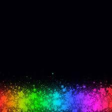 color wallpaper borders