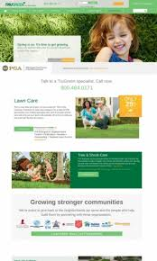trugreen lawn care us pay per call