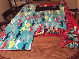How To Make A Tied Fleece Blanket 10 Steps With Pictures 14 Lovely ... & How To Make A Tied Fleece Blanket 10 Steps With Pictures 14 Lovely Tie Off  Blankets Adamdwight.com