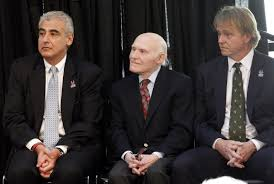 buyers have experience in turning firms around milwaukee bucks owner herb kohl center is shown prospective owners marc lasry