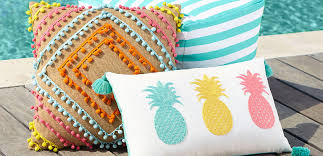 Outdoor Cushions & Pillows