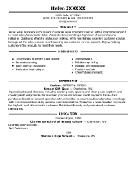 giftshop bookstore manager resume example  eastern national    featured resumes