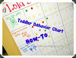 Behavior Sticker Chart For 3 Year Old How To Make A Toddler Behavior Chart I Love This Chart