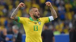 Olympia in Tokio: Ohne Neymar, aber mit Routinier Dani Alves - Brasilien  will Titel verteidigen - Eurosport
