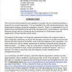Npo Business Plan Template Pdf - Boisefrycopdx.com